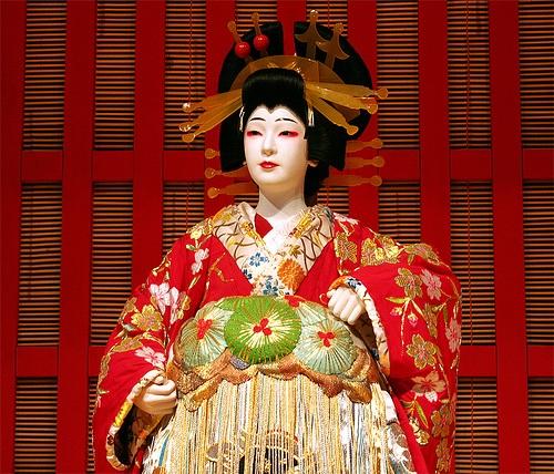 Kabuki la messa in scena della tradizione giappone in for Traditionelles japan