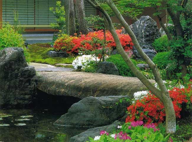 Giardini giapponesi l 39 arte di migliorare la natura 1 - Giardini giapponesi ...