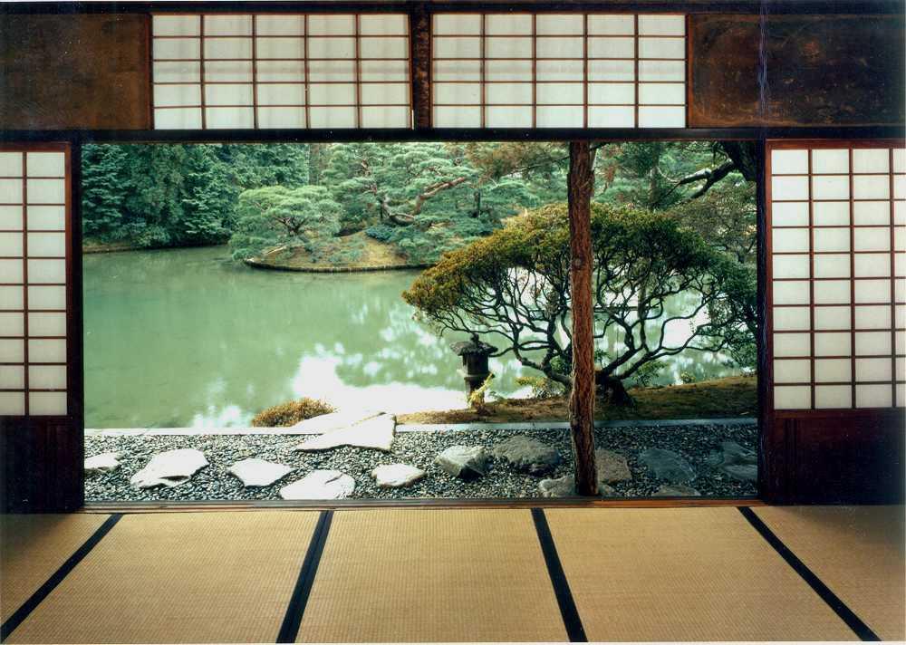 Giardino Zen Architettura : Giardini giapponesi l arte di migliorare la natura
