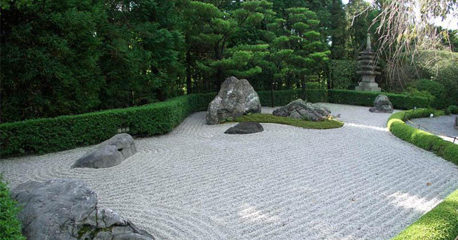 Contemplare il vuoto spunti di riflessione attorno al for Giardini giapponesi milano