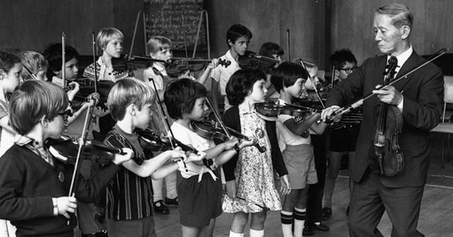 Pdf violino suzuki metodo per