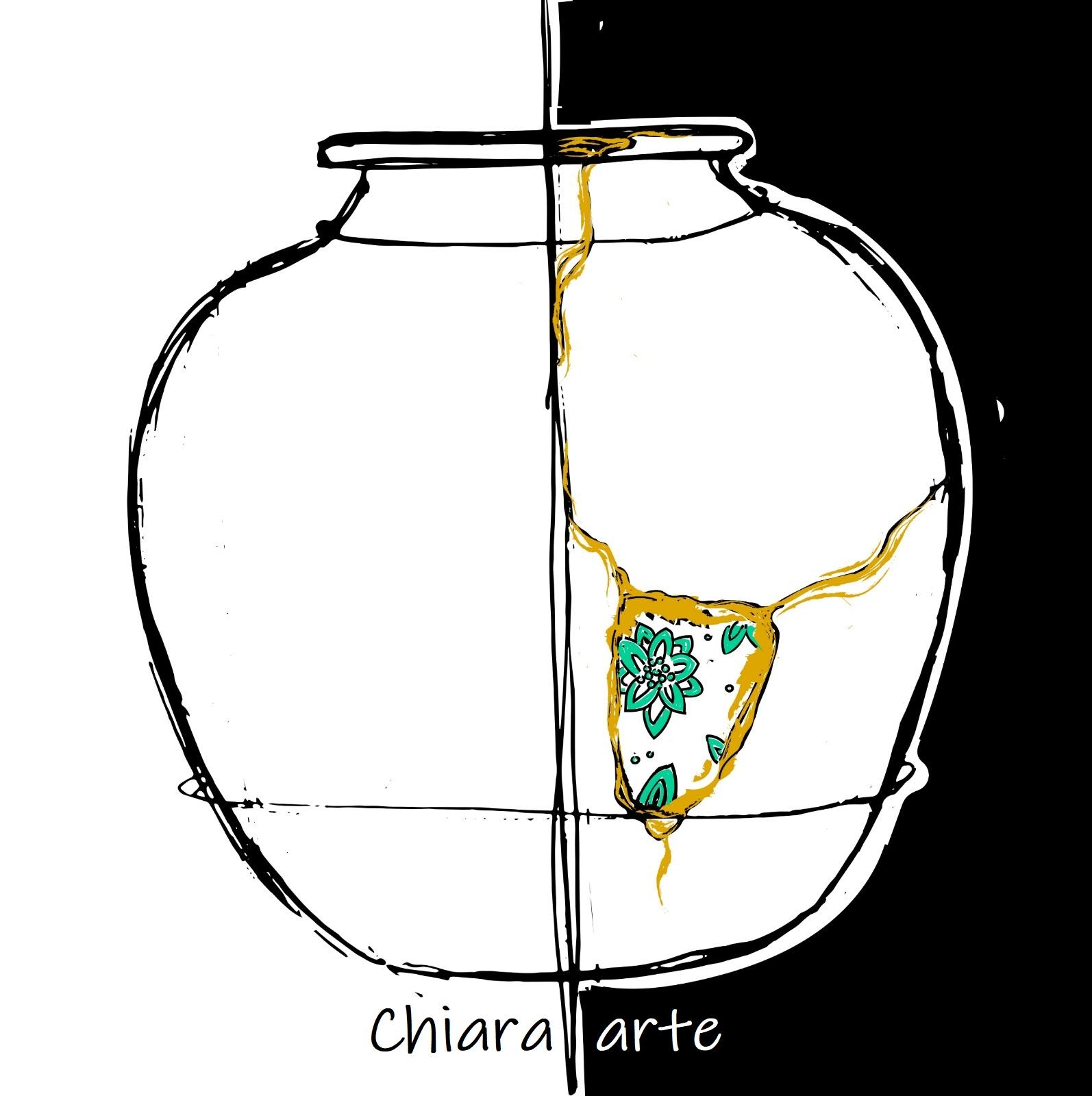 Kintsugi Chiaraarte